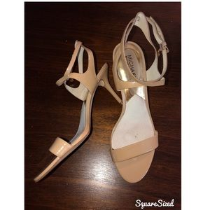 Shoes - Michael Kors Strappy Heels